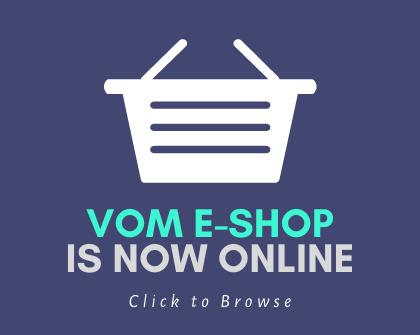 VOM e-SHOP